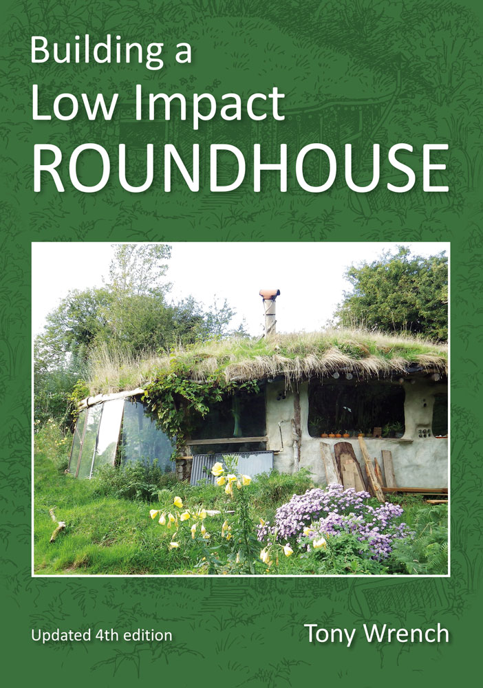 Building a low impact roundhouse book cover