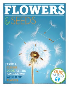 flowers & seeds Science World Book Cover