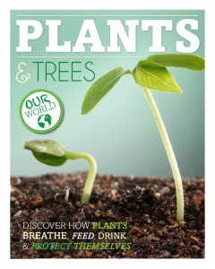 Plants & Trees Science World Book Cover
