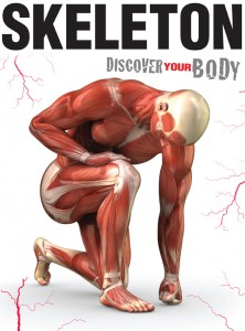 Skeleton Discover Your Body Science World Book Cover