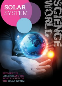 Solar System Science World Book Cover